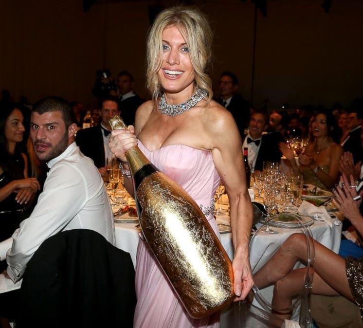 midas champagne