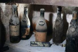 gammal champagne