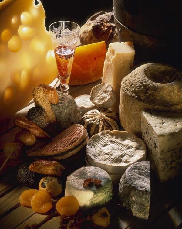 Goda ostar hör till bra bubbel.. Champagne tilltugg