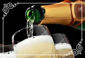 Champagneprovning * 500-650 kr Blandade bubbel från 400 kr