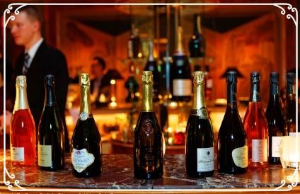Champagne Bar, Grand Hyatt Hong Kong