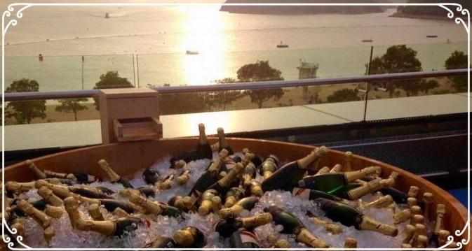 Cabana - Lobby A Rooftop, Hong Kong