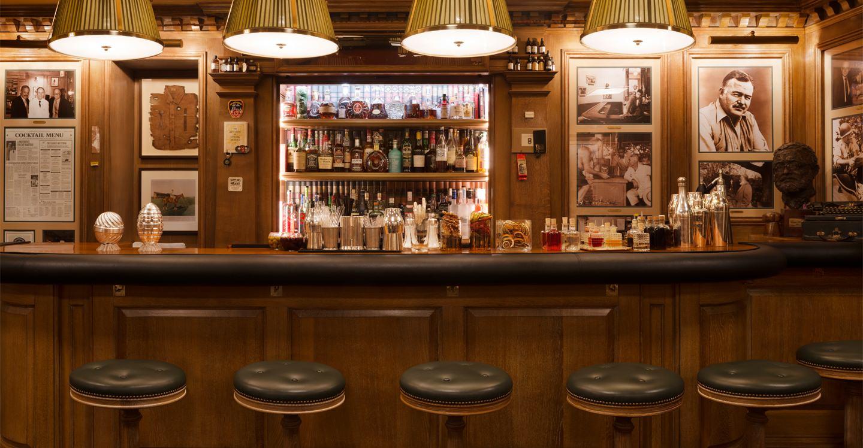 Ritz hotel, Bar-Hemingway