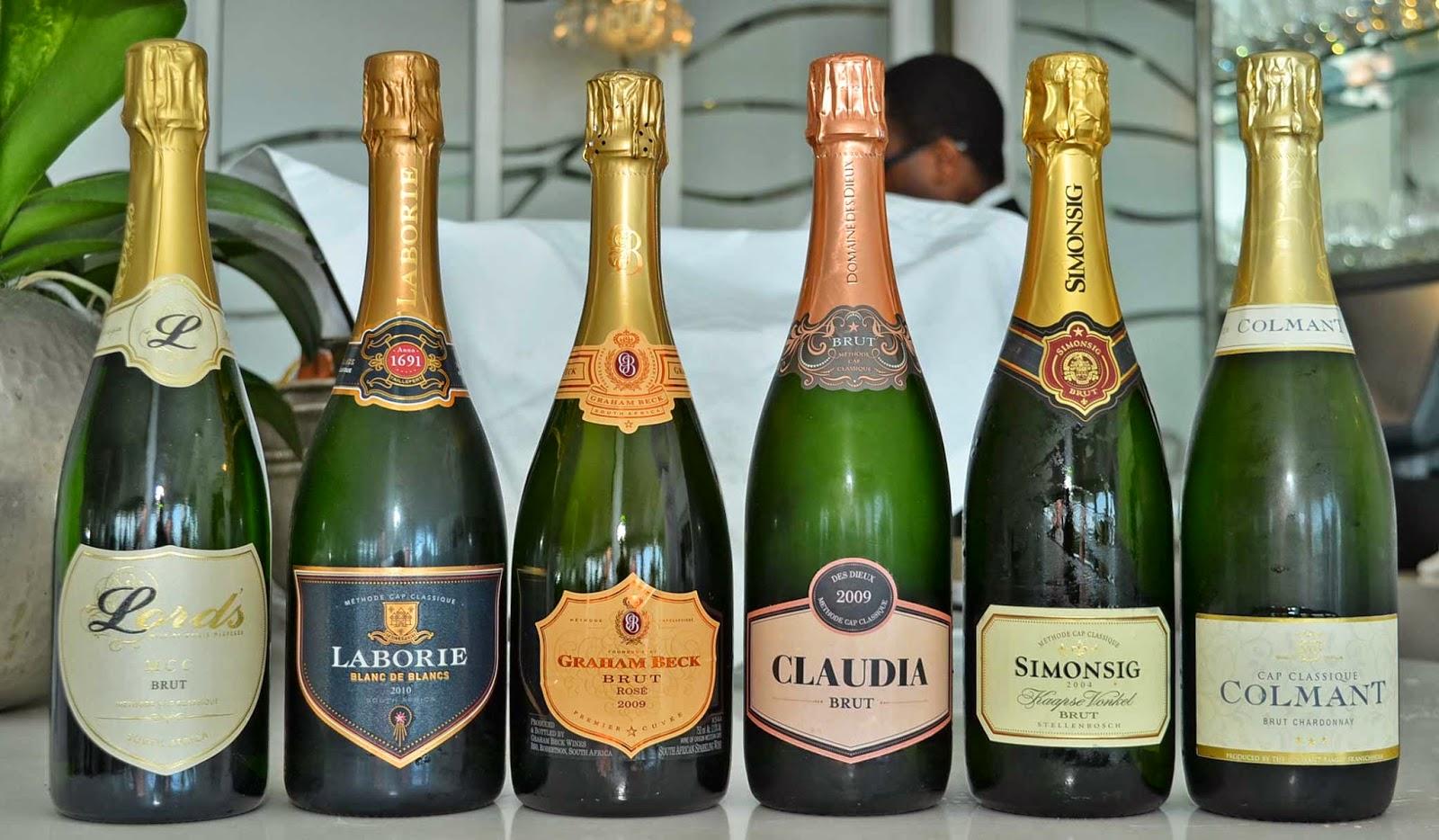 PROVNING med Sydafrikas bästa bubbel: MCC