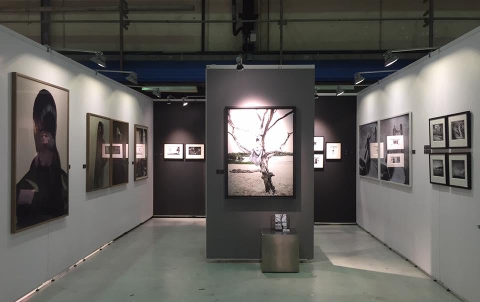 """Intertwined"" by Marc van Praag is showcased by MAG at AAF2018"