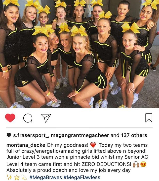 Tuesday throwback to Spring Carnival where we smashed it!!! Love these teams!! Excited to see them continue shining bright through 2017!!! Xox
