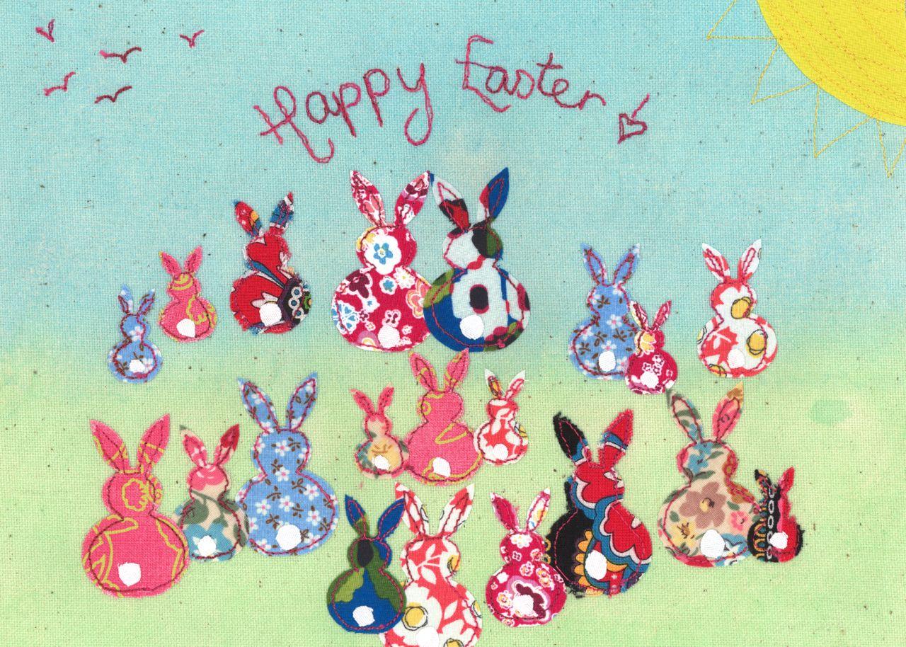 Happy Easter! - £2.50 (+ £1 p&p)
