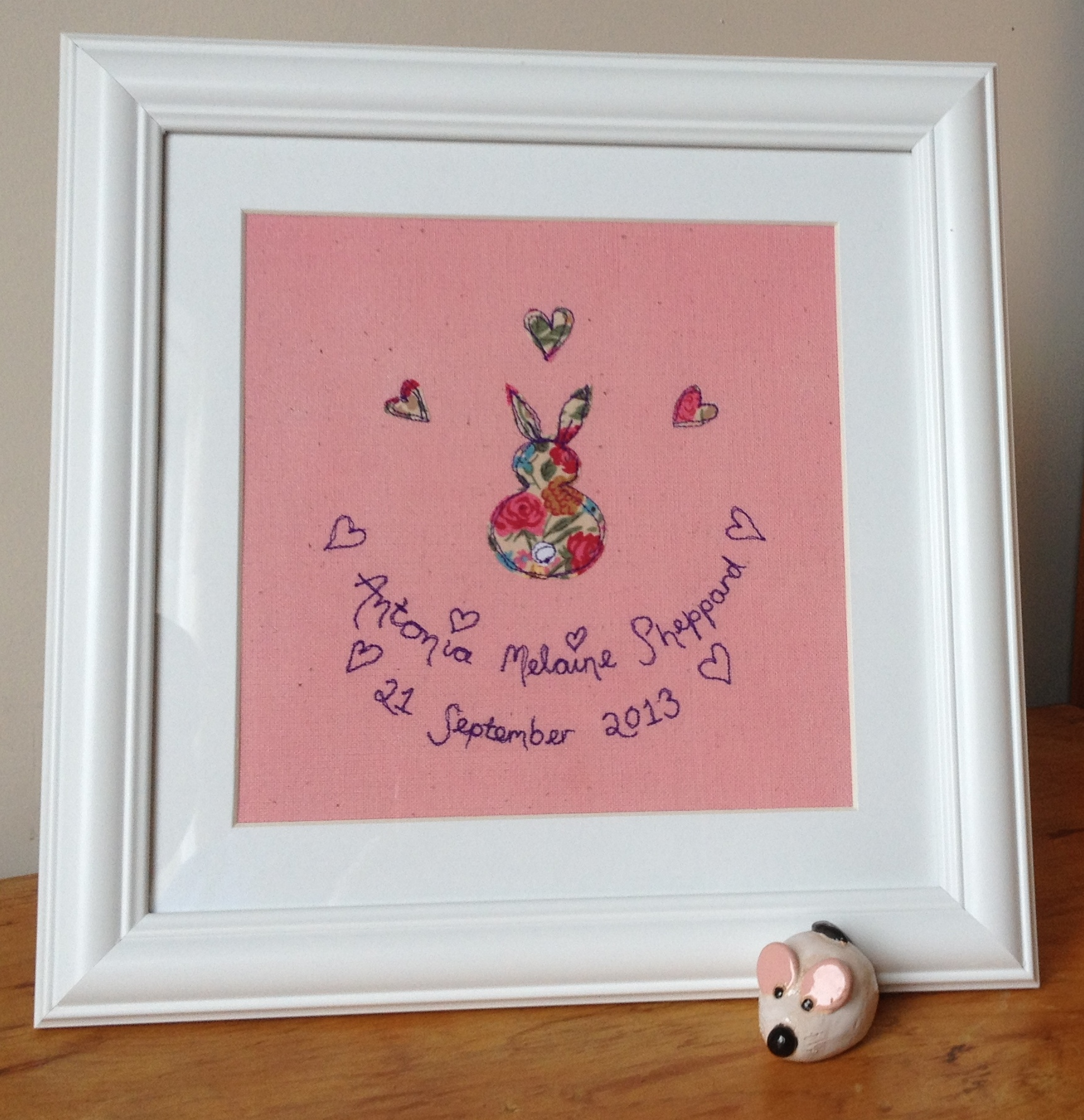 Lovely Bunny - £25 + p&p