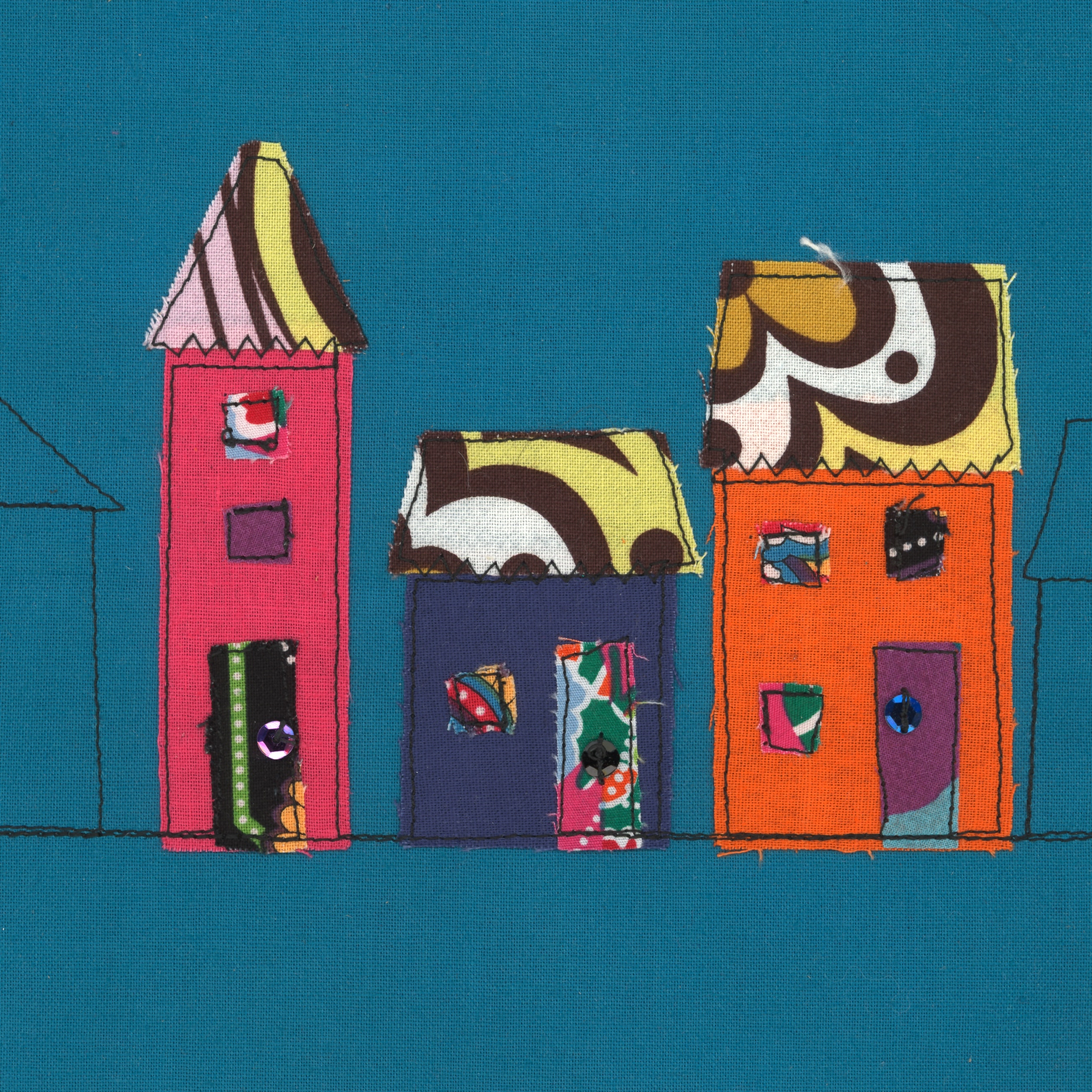 Our House - £25 +p&p