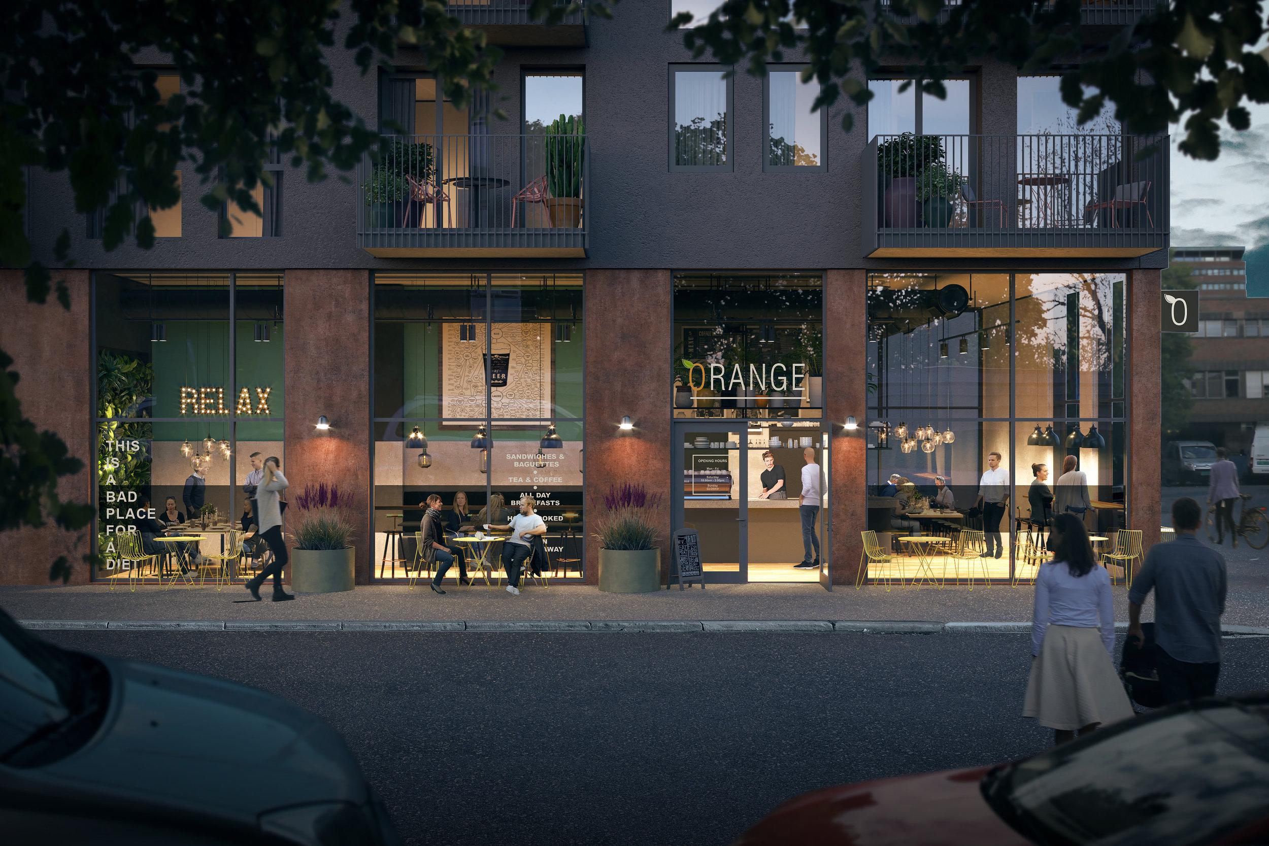Hagegata 25 Cafe