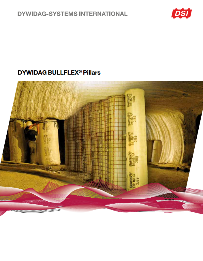 DYWIDAG BULLFLEX Pillars