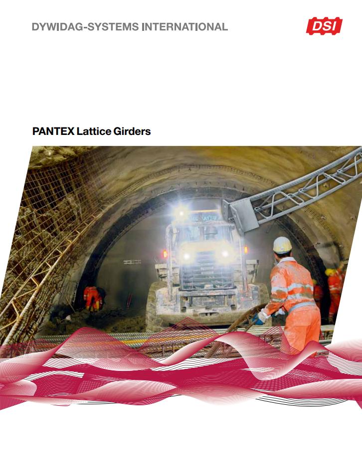 PANTEX Lattice Girders