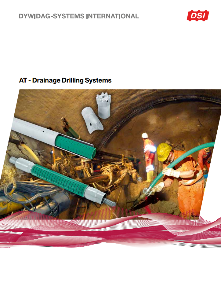 AT Drainage Drilling Systems