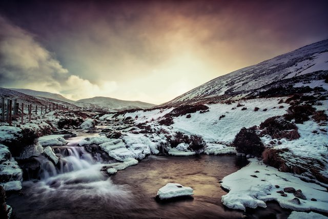 'Glenshee' by N Hastie Photography