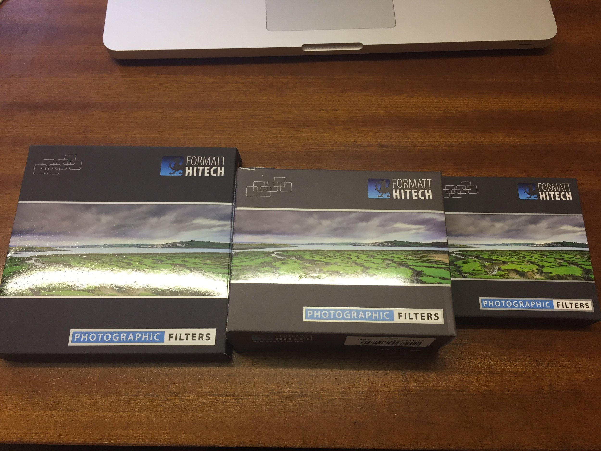 New Formatt Hitech square filters!