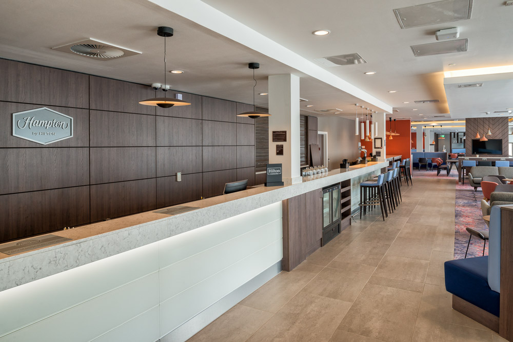 Hampton for Hilton | Robertson Construction | Westhill, Abdn.