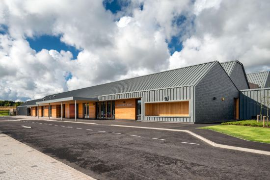 Orchard Brae School – image credit Niall Hastie Photography
