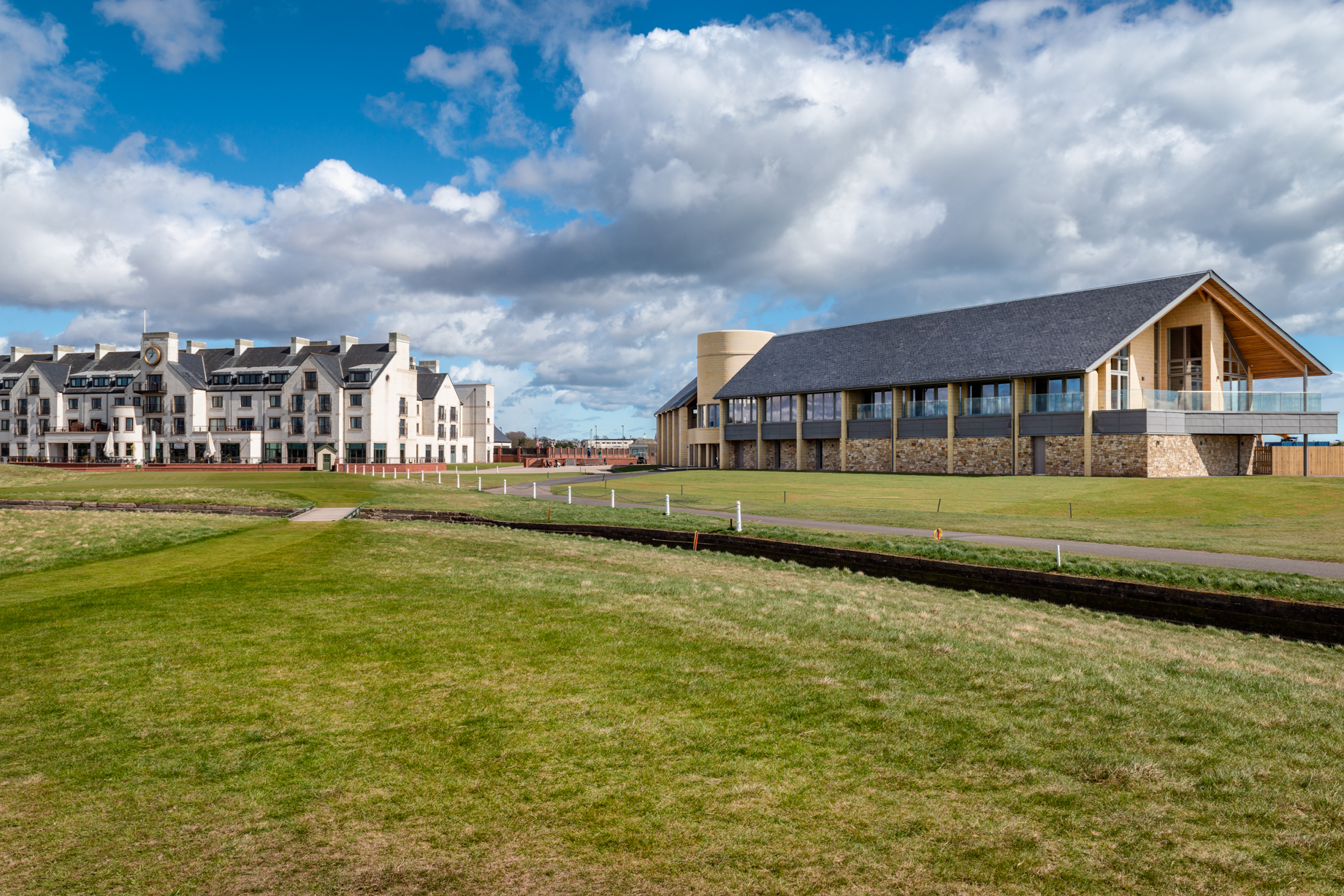 Carnoustie Golf Club | Ogilvie Construction | Carnoustie, Scotland