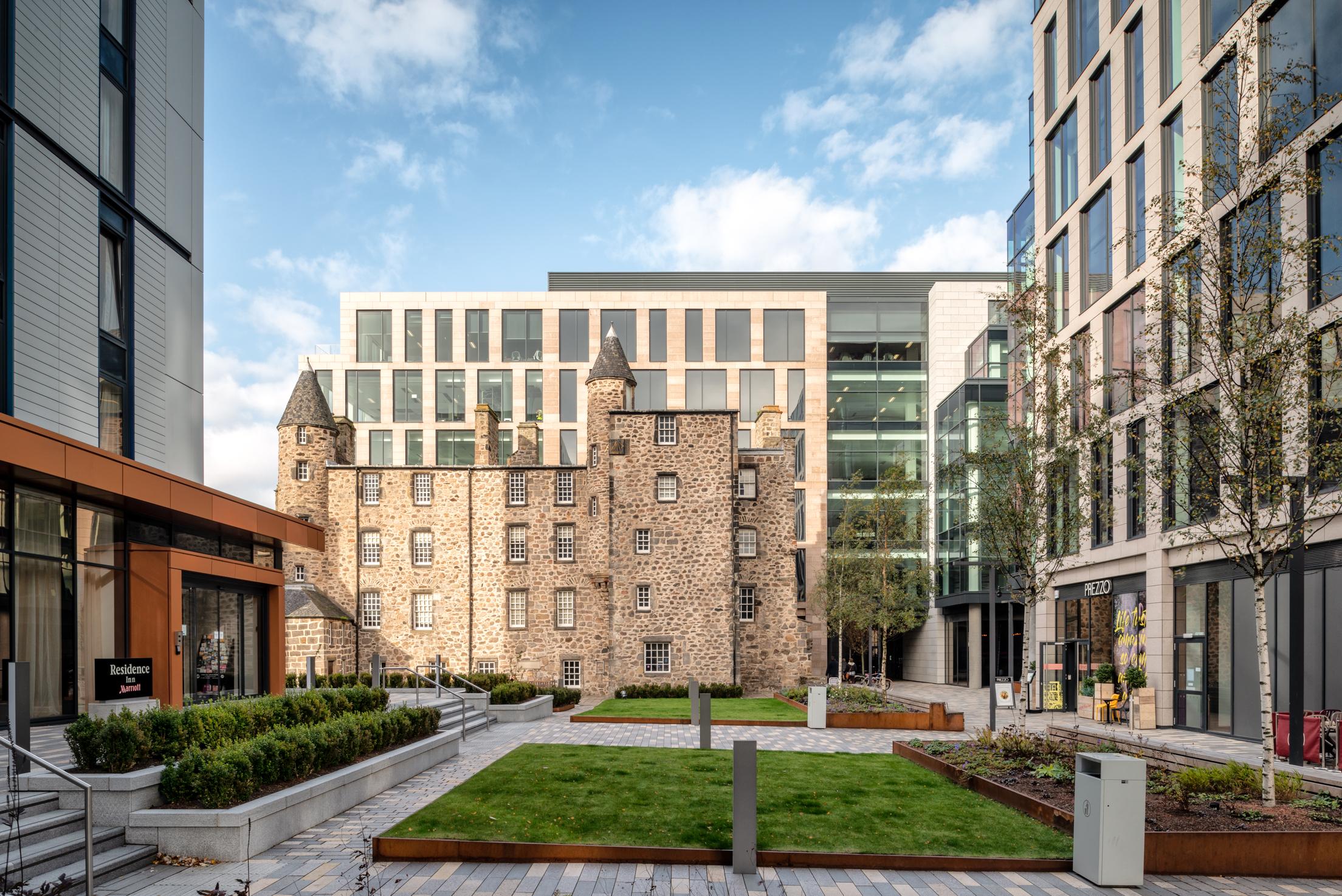 Marischal Square   Muse Developments Ltd   Aberdeen, Scotland