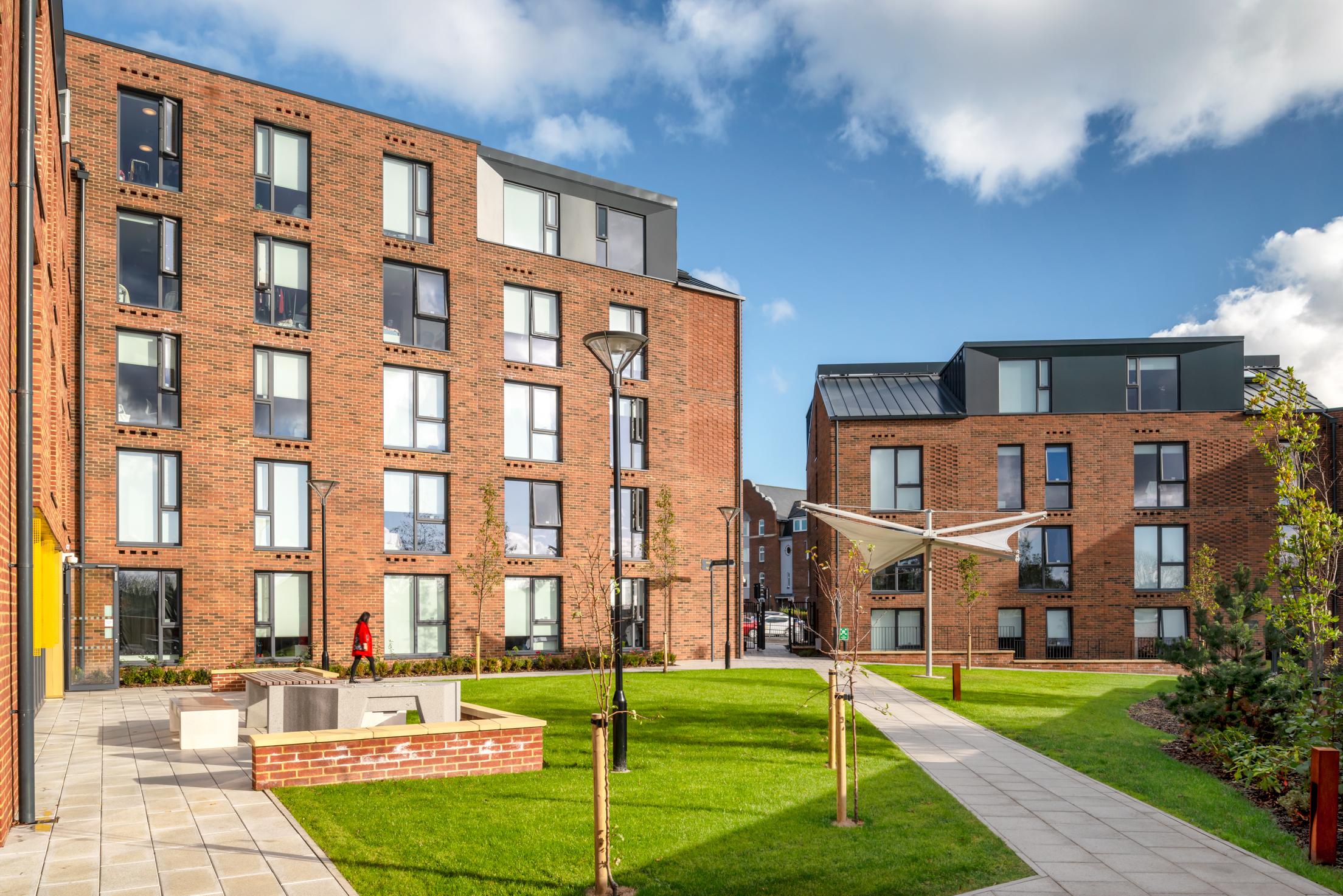 Student Accommodation | GWP Architecture | Durham, UK