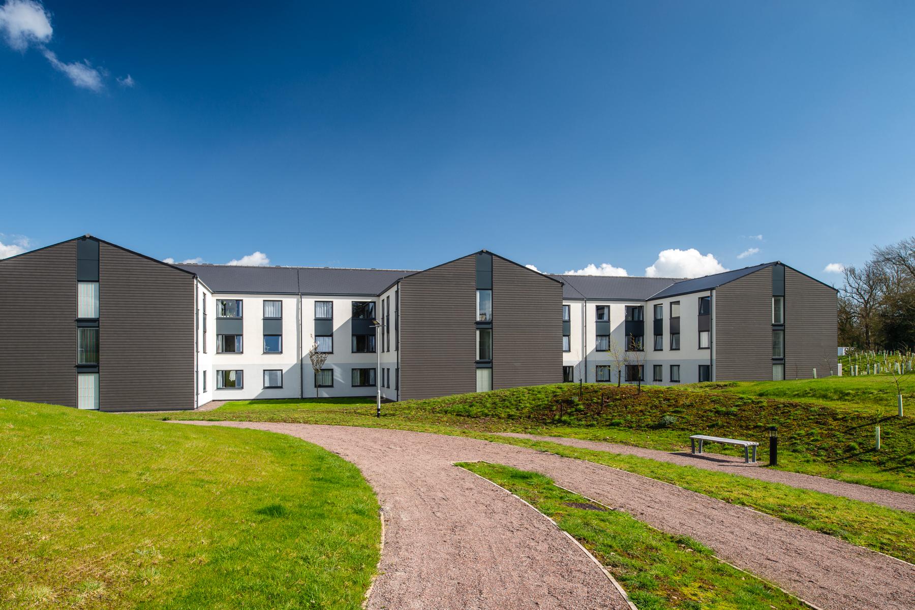Doctors Accommodation   GWP Architecture   Dumfries, Scotland