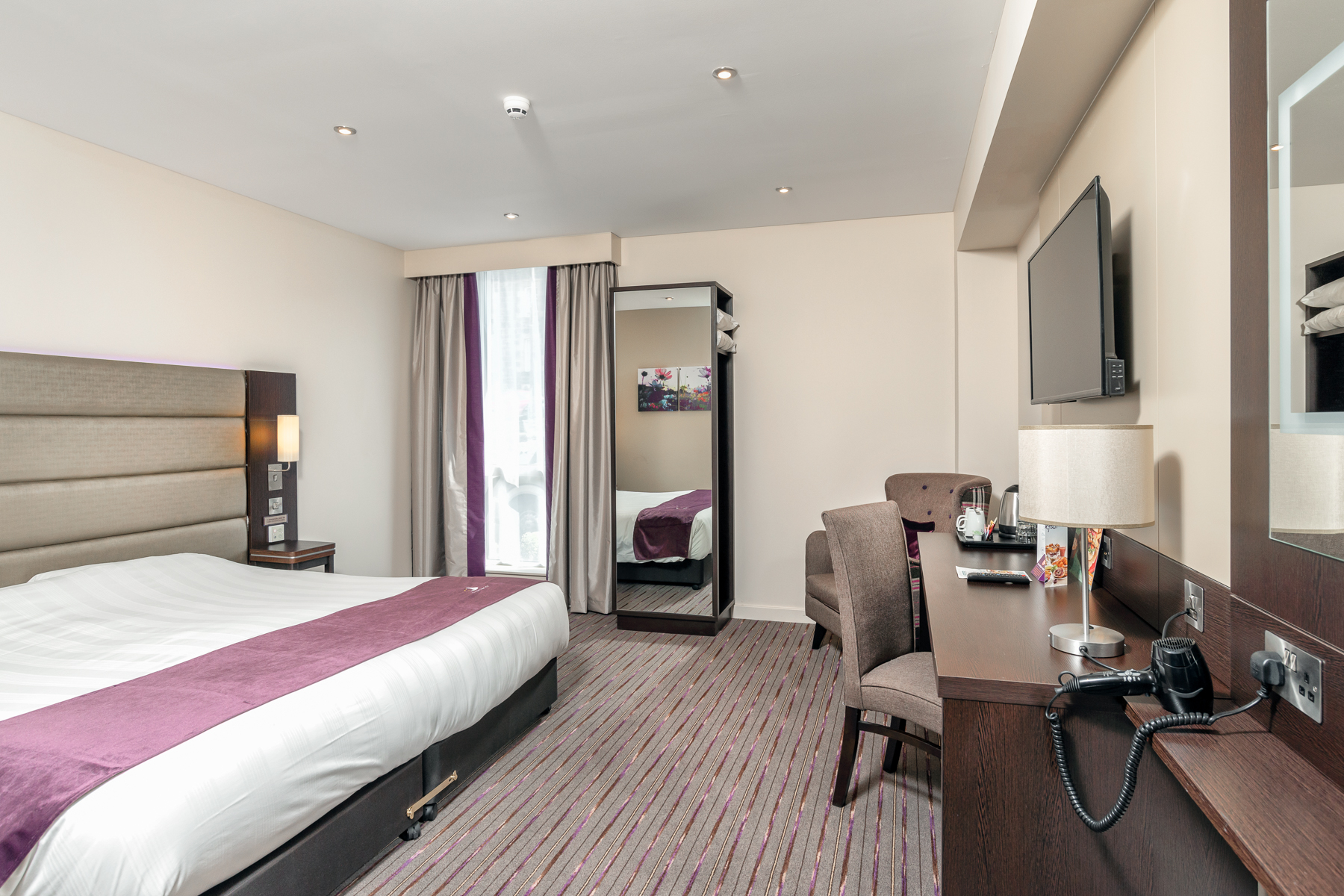 Premier Inn | Ogilvie Construction | Oban, Scotland