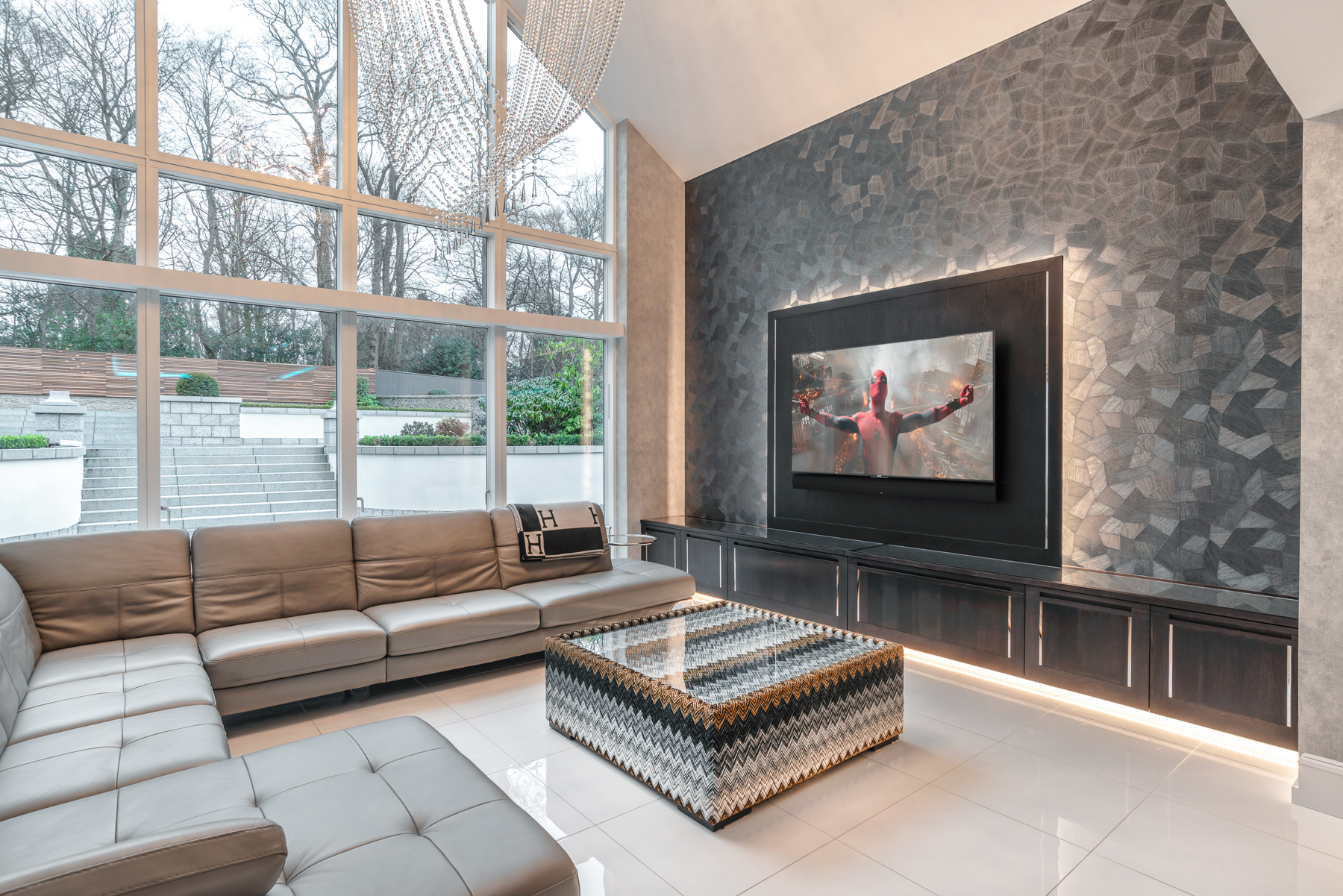 Private Residence | Inspire A/V | Aberdeen, Scotland