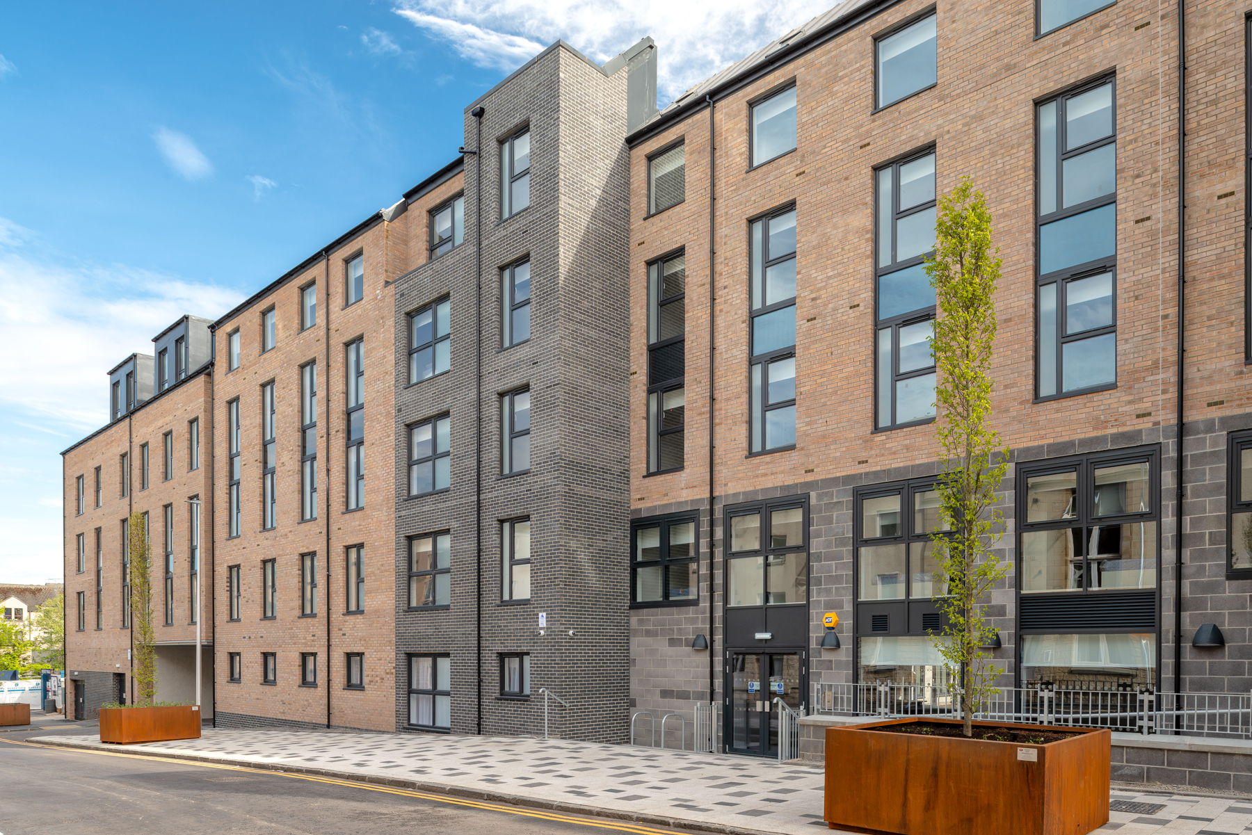 Pittodrie Street Phase 2 | Robertson Construction | Aberdeen, Scotland