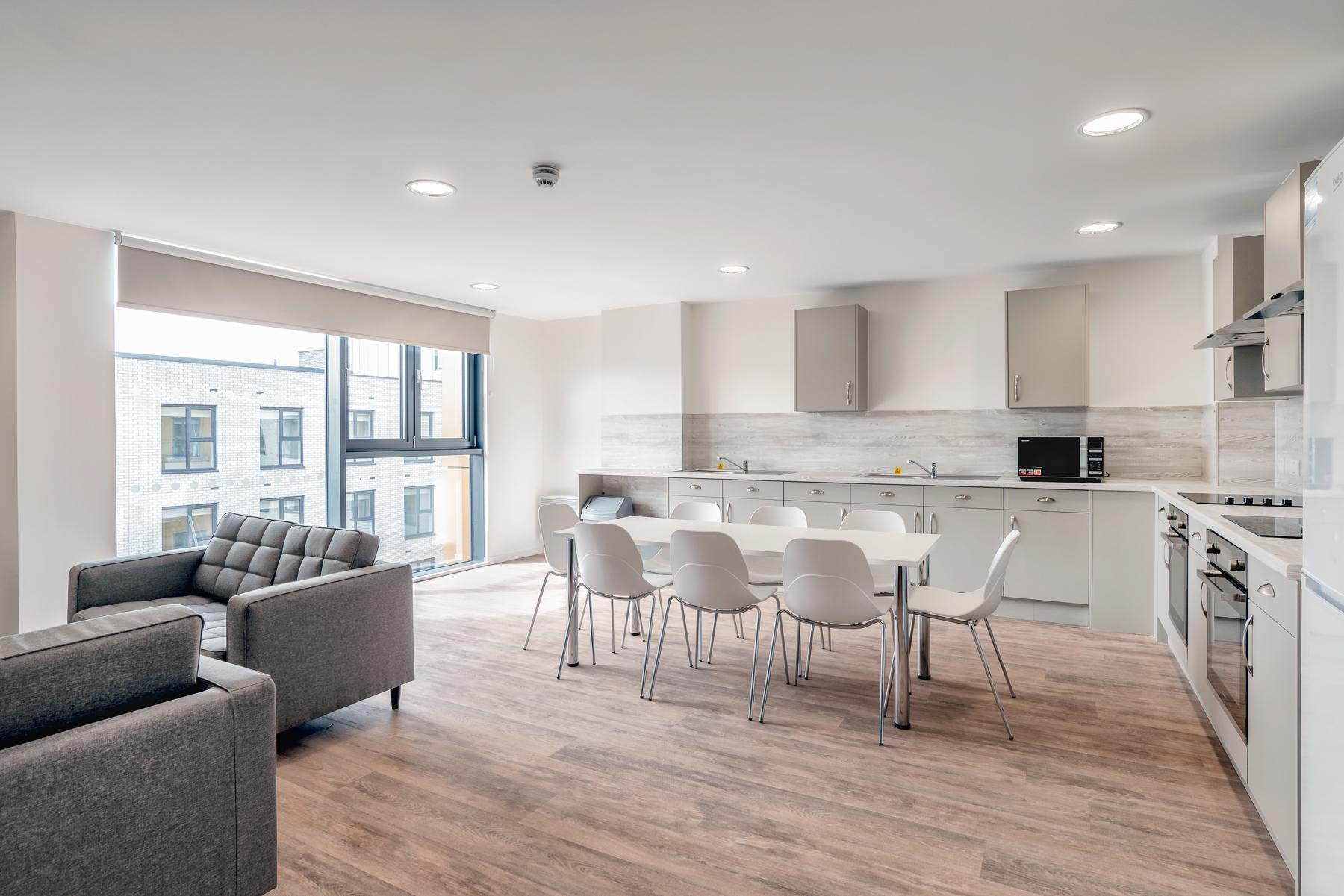 Pittodrie Street Phase 2 | Robertson Construction | Aberdeen, Scotland