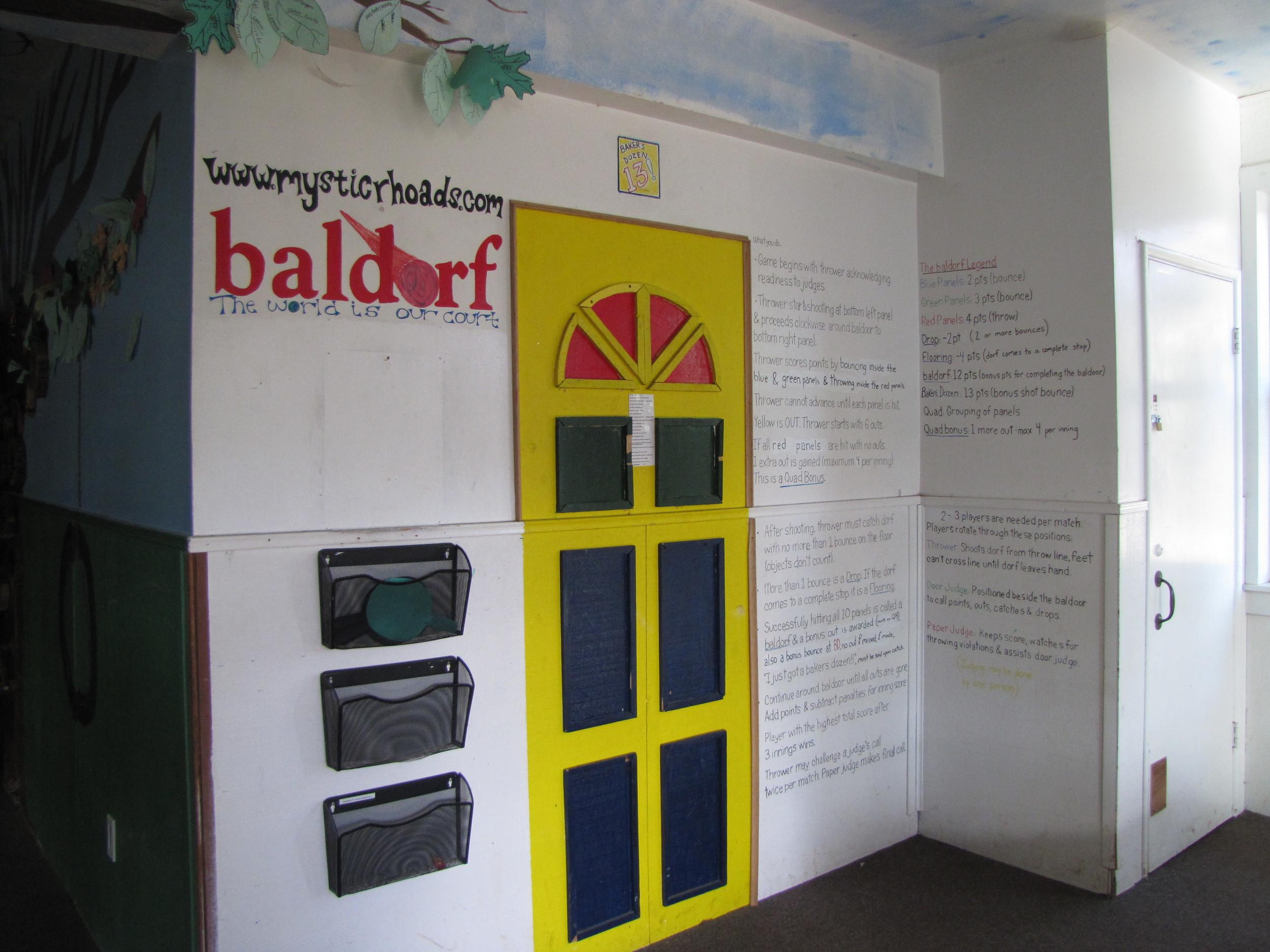 YMCA Camp Marston Baldorf