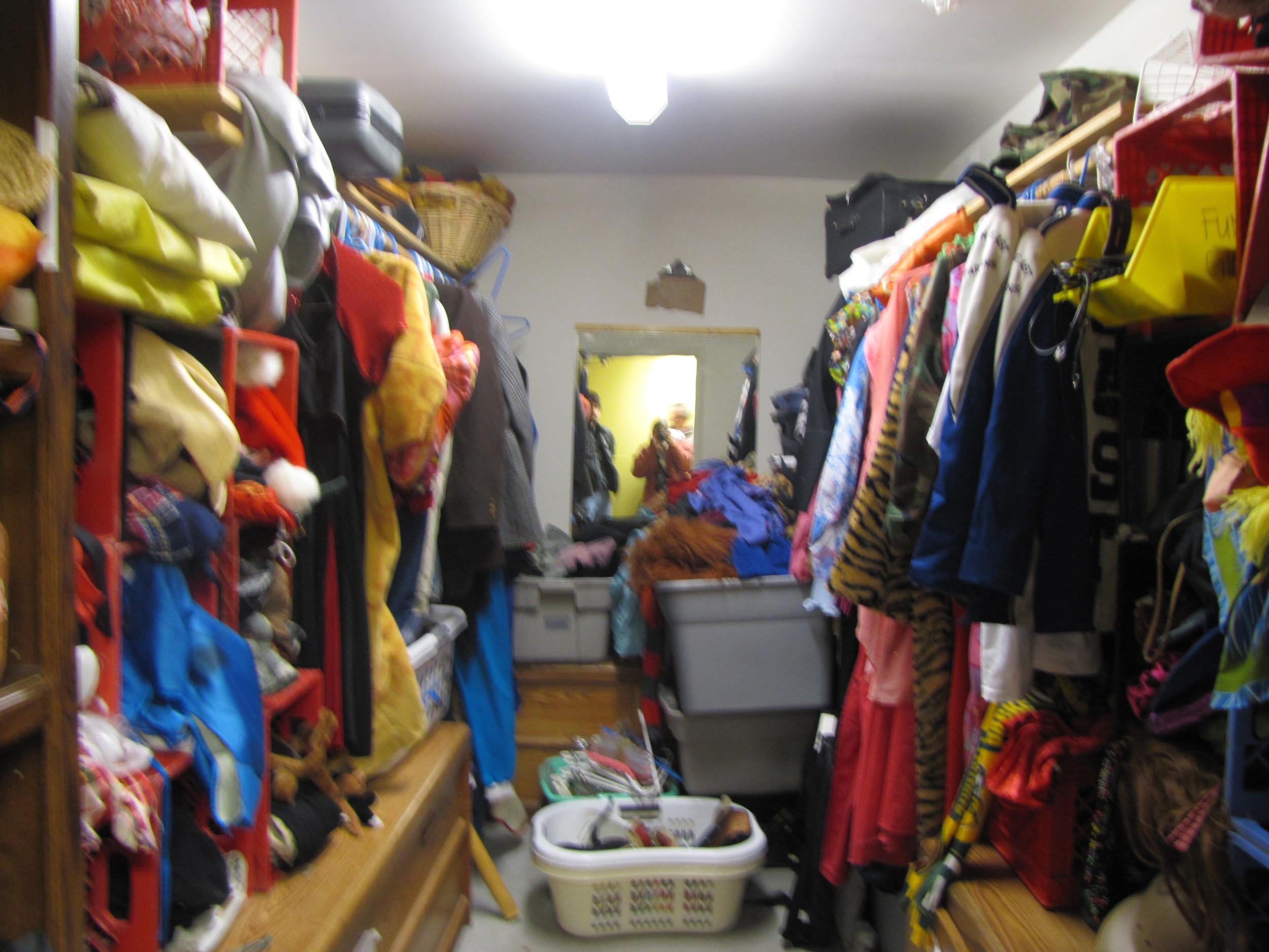 YMCA Camp Kitaki Costume Closet