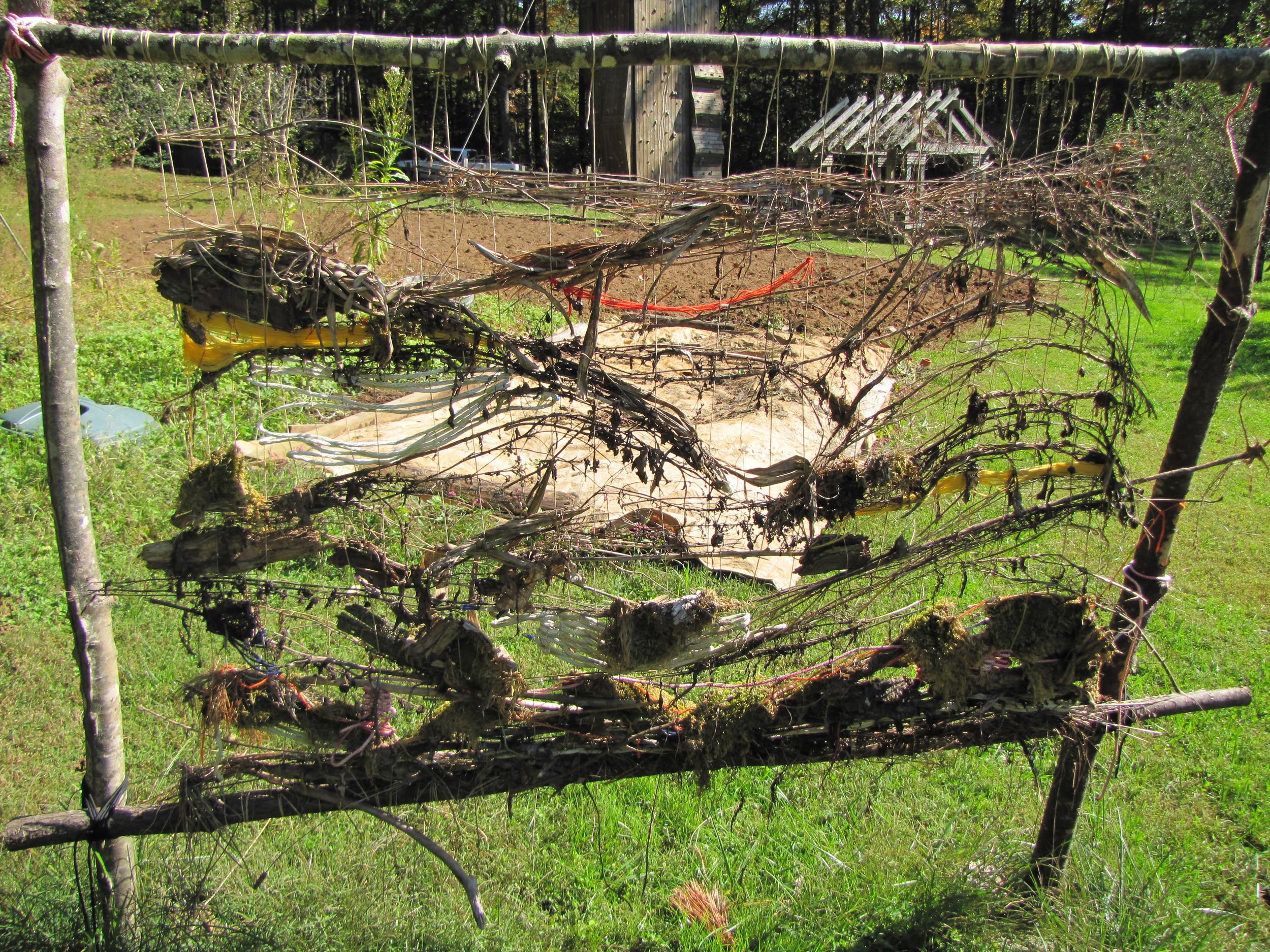 Green River Preserve Weaving Loom