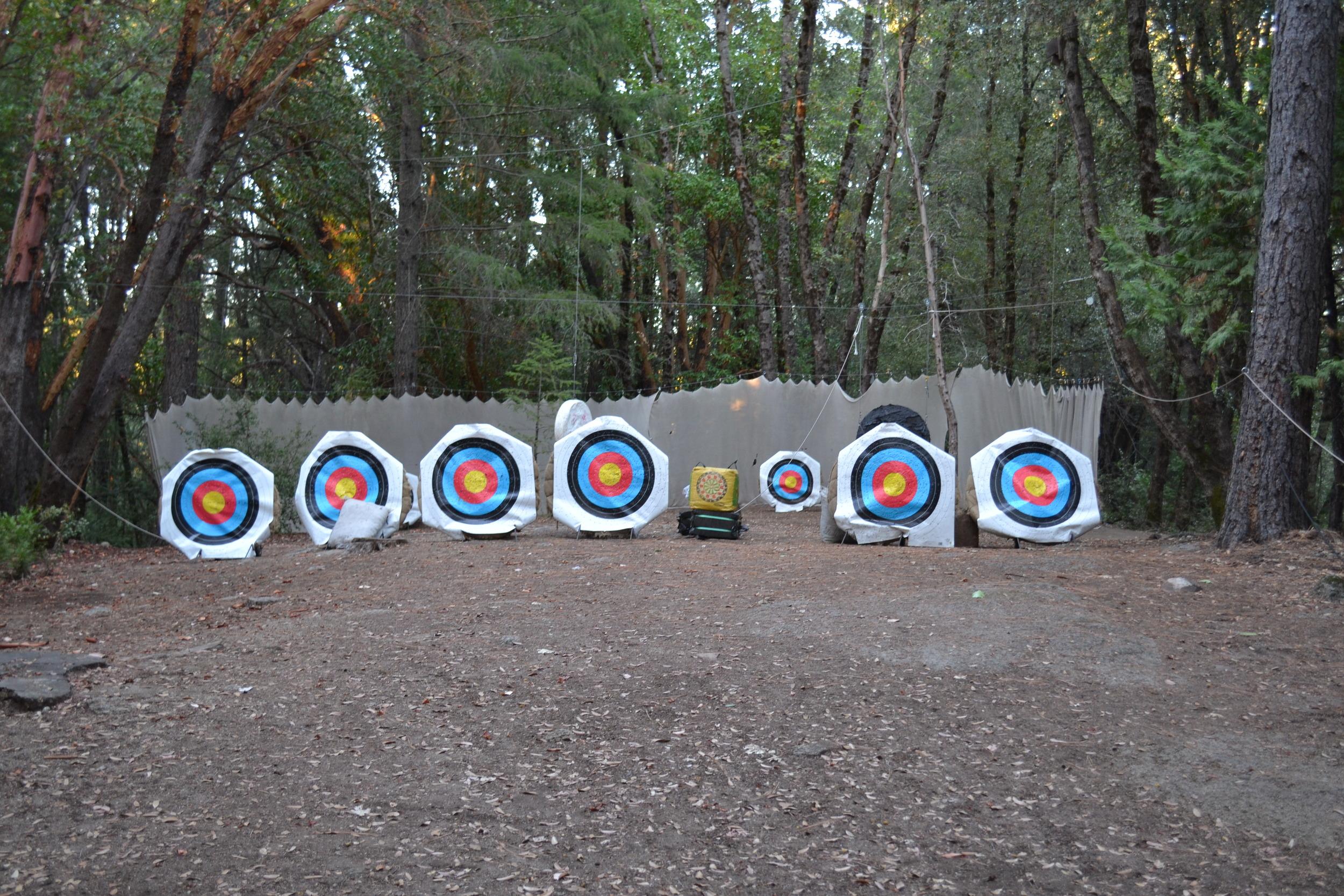 Camp Augusta Archery