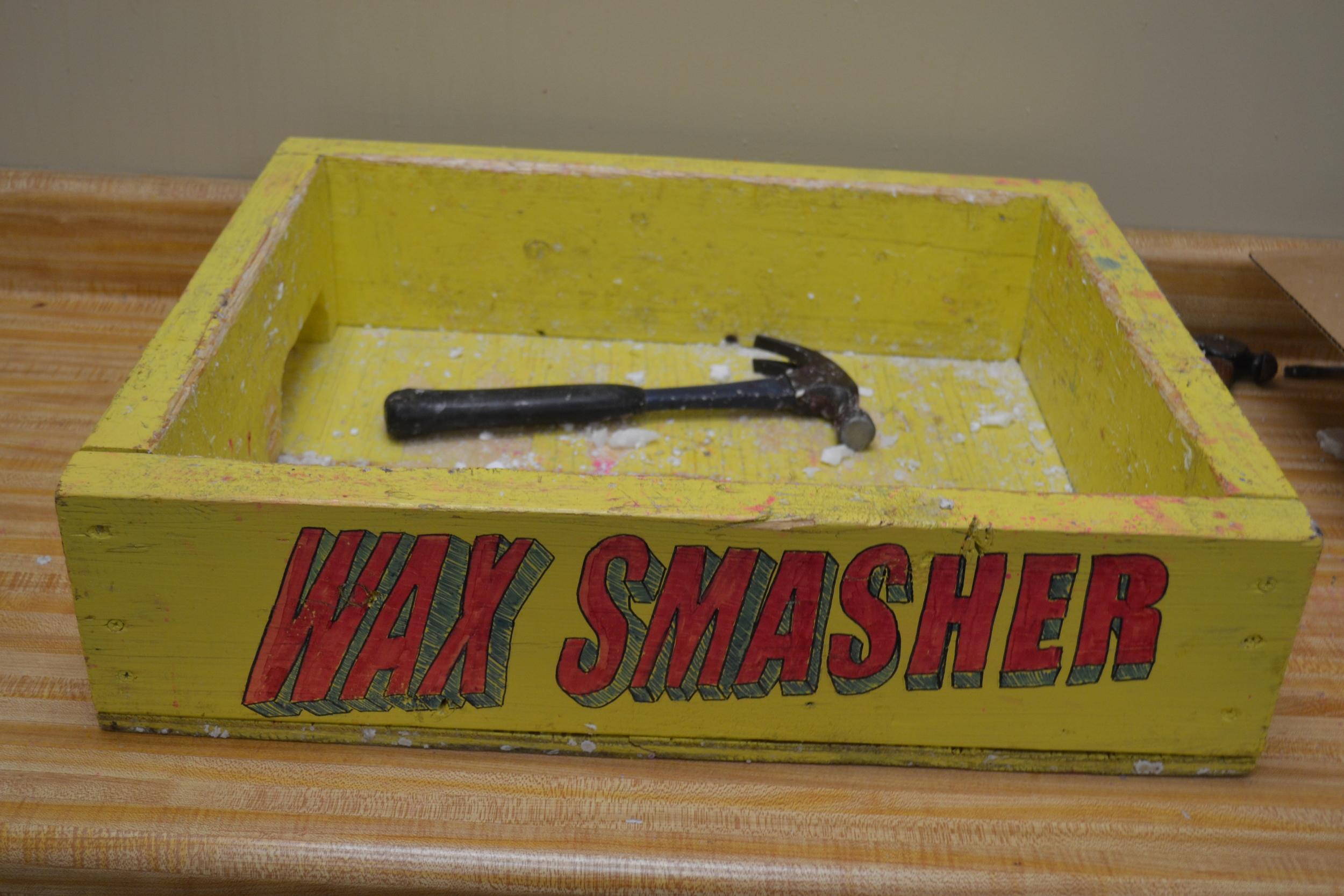Wax Smasher Camp Jewell