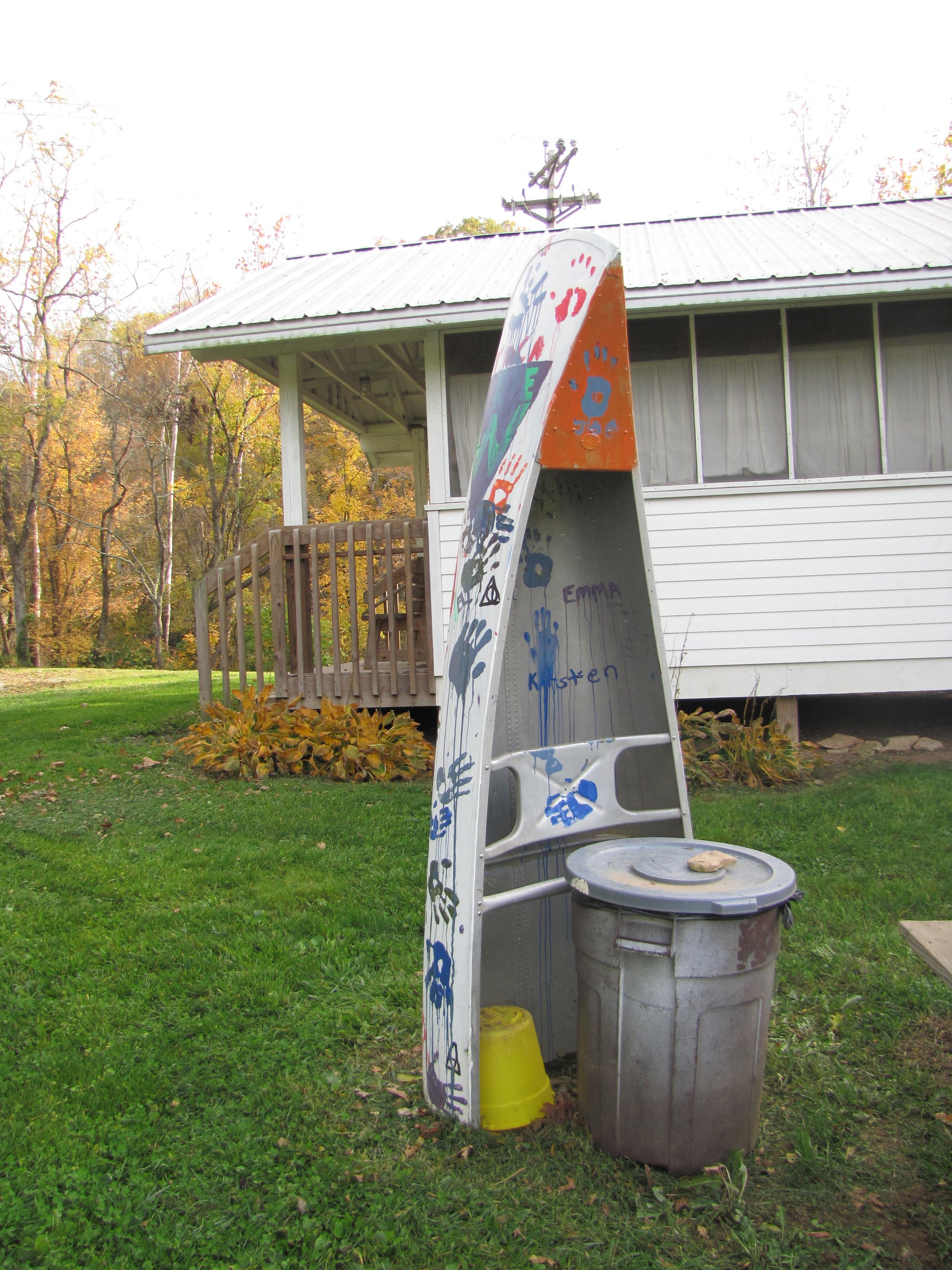Water Jug Holder Camp Ernst