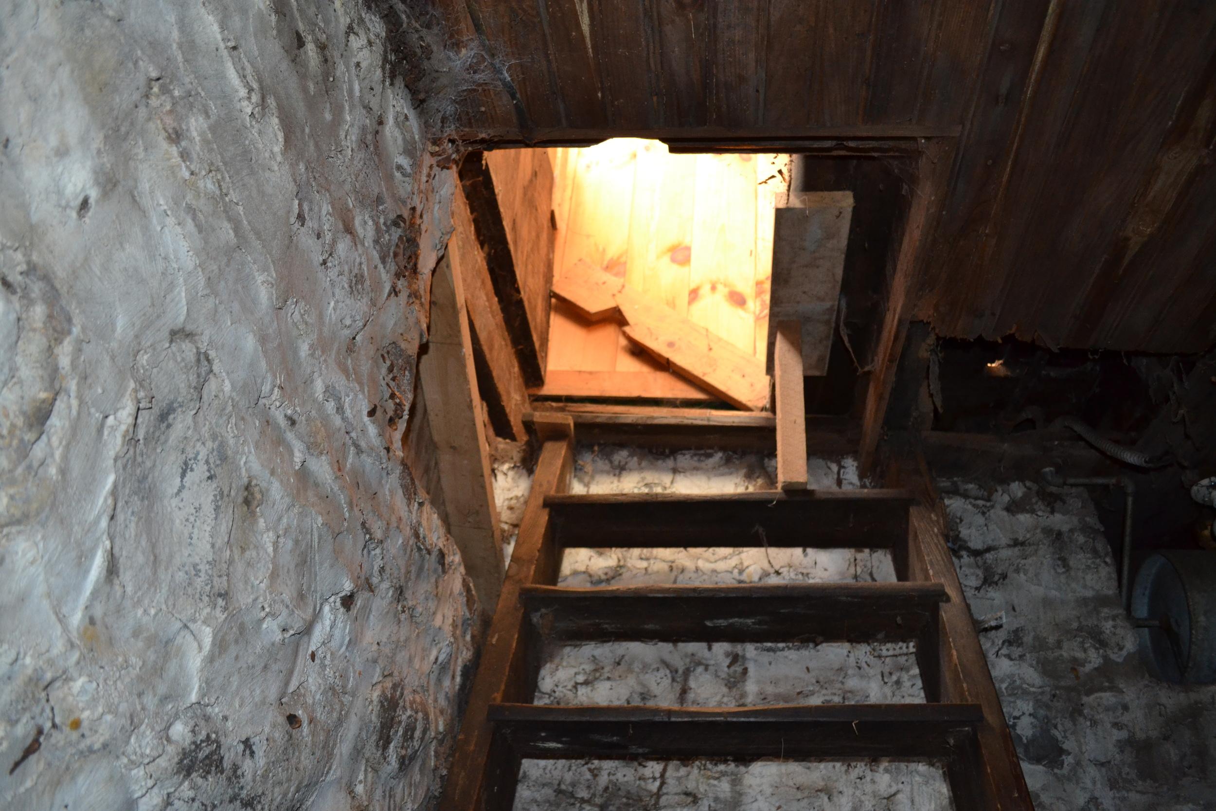 Vanderkamp Trap Door