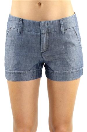 Gina Trouser Short in Rinse.jpg