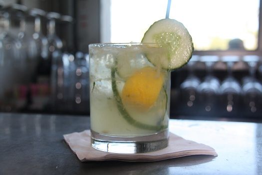 Cucumber Cooler at St. Francis (image: Phoenix New Times)