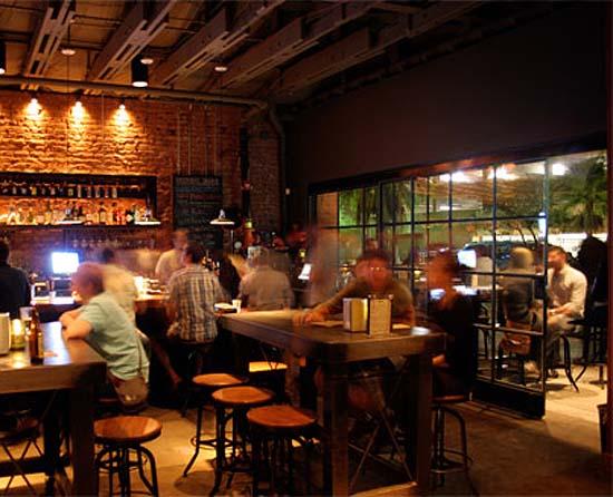 Crescent Ballroom Lounge. Image from PhoenixNewTimes.com