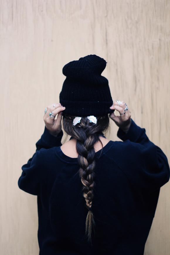 Beanie Braid- Free People Blog
