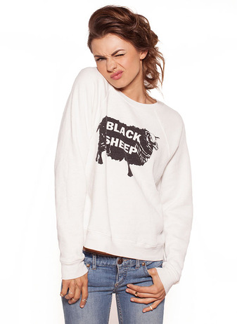 Black Sheep Pullover @ Bunky Boutique