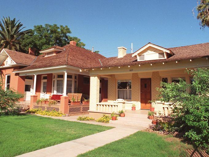 The Historic Roosevelt Home Tour is Nov. 9th Image: azcentral.com