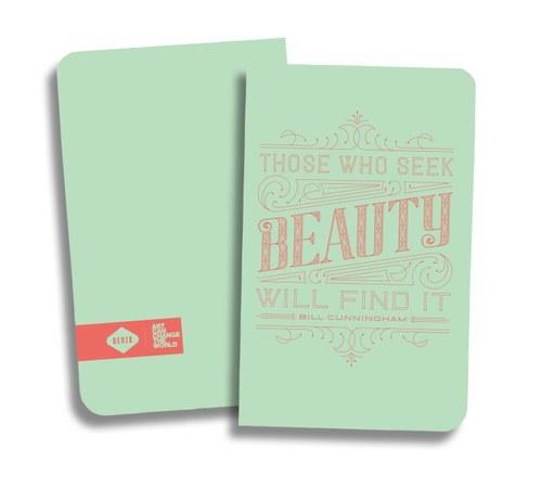 Seek Beauty Journal