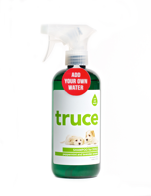 Truce donates to local animal shelters for every pet product sold.