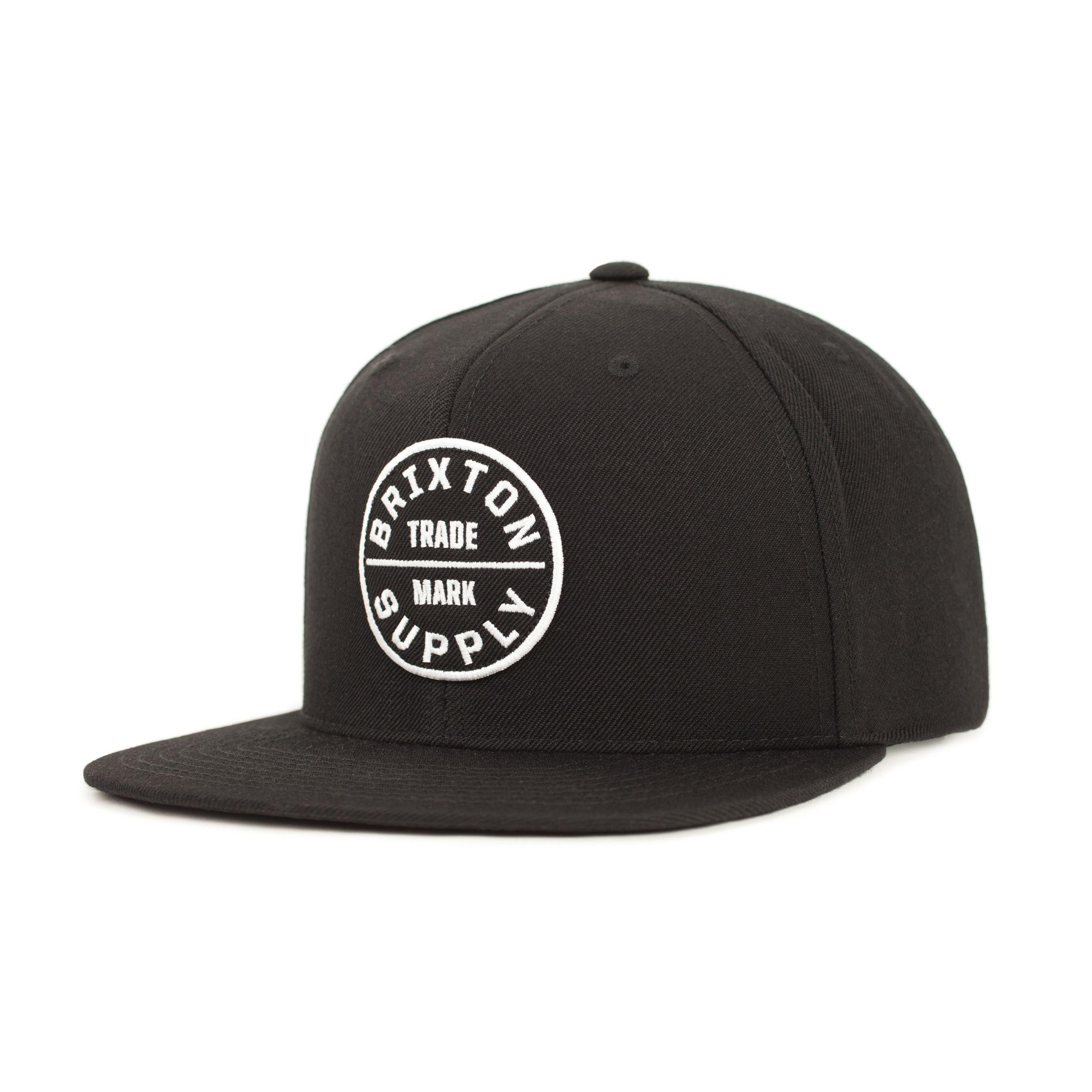 d8338acd Oath III Snapback- Black — bunky boutique