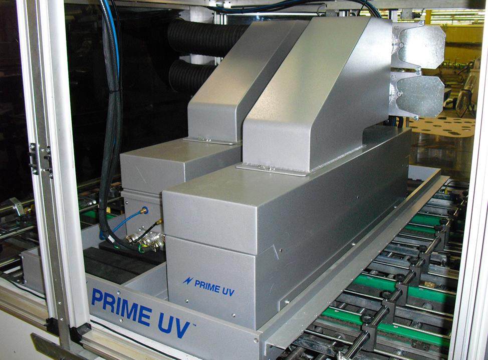 PRIME UV-IR | LED Curing | UV Curing | IR Curing