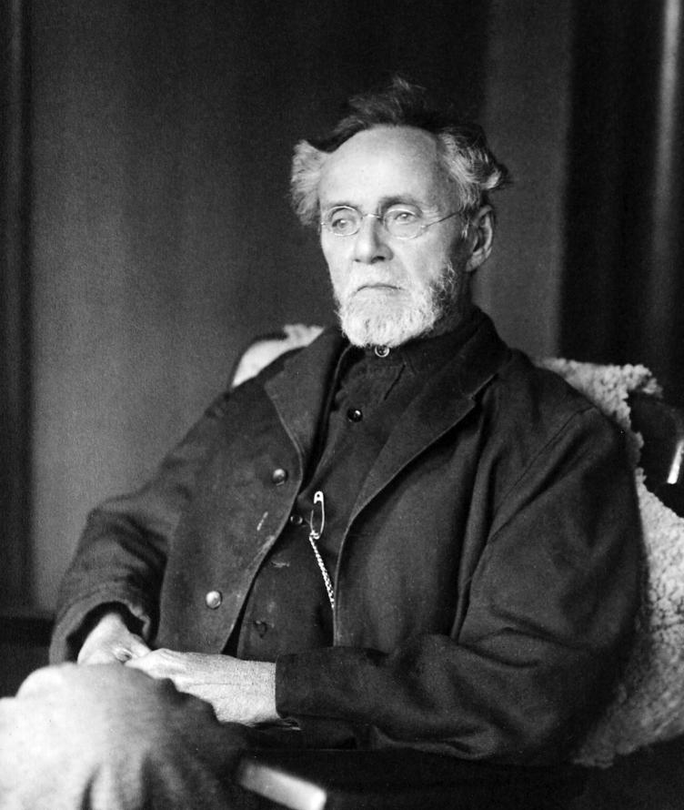 Andrew Taylor Still DO, MD (1828-1917)