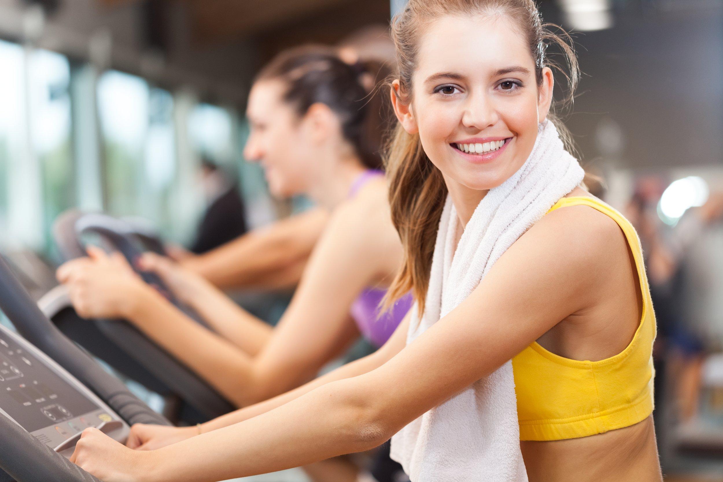 Treadmill in Tiverton