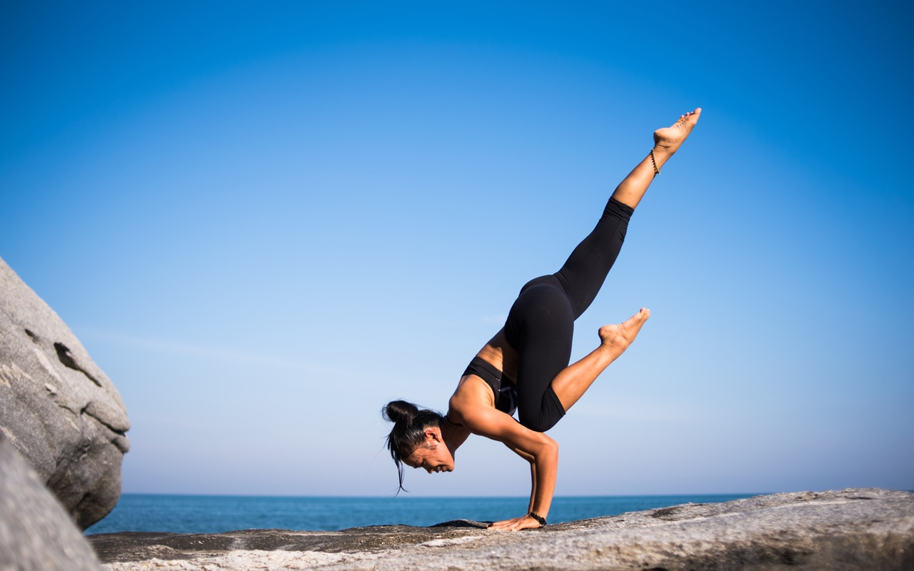 You don't have to be an advanced yogi to reap the rewards of the regular yoga practice!