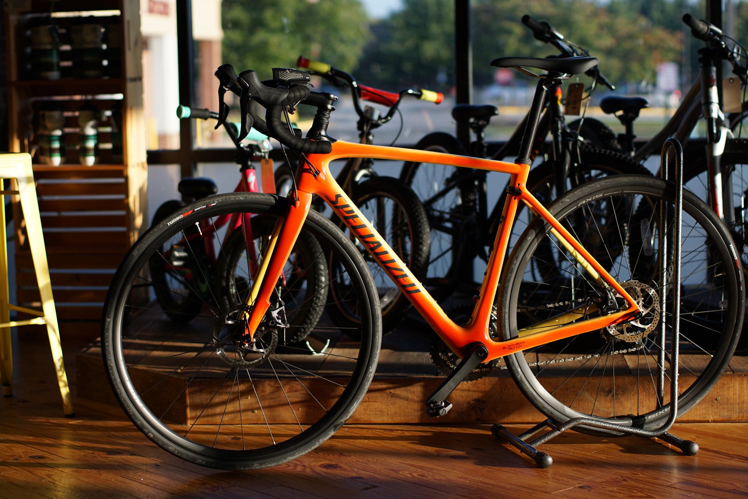 BICYCLE SALES+RENTALS